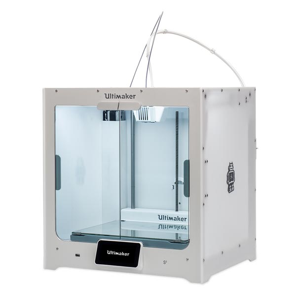 Ultimaker S5 3D printer front view